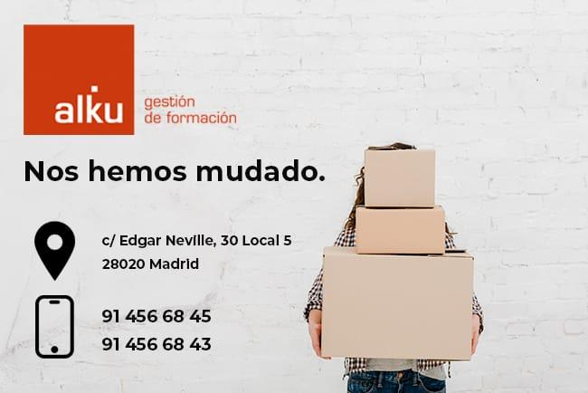 Alku - Nuevas oficinas width=